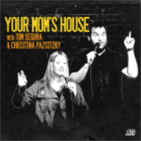 A highlight from 611 - Russell Peters - Your Mom's House with Christina P and Tom Segura