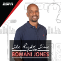 A highlight from Howard Bryant reacts to Ainge and Osaka