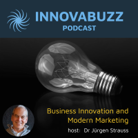 A highlight from Graham Miller, How Human Leadership Builds Organisational Resilience - InnovaBuzz 429