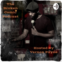 A highlight from The Broken Comic Podcast ft/ Ralph Anthony.