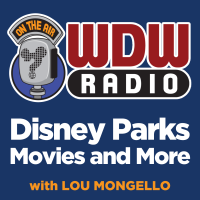 A highlight from WDW Radio # 636 - The Voice of the PeopleMover, Mike Brassell