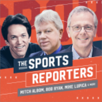 A highlight from The Sports Reporters - Episode 405 - Biles Ready for the Beam in Tokyo. Lakers Set Up Big 3. MLB Trade Deadline Frenzy