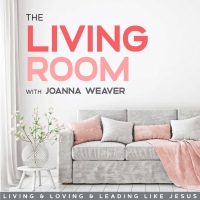 A highlight from 055: Trusting God with Your Dreams with Rachel Dodge | The Living Room