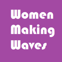 A highlight from Tony Barnfield interview Women Making Waves