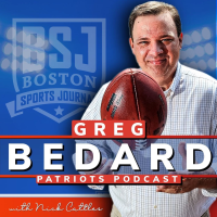 A highlight from Patriots-Washington postgame review with 98.5 The SportsHub