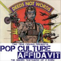 A highlight from Pop Culture Affidavit Episode 124: Futuristic Van Damme-age