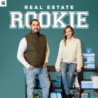 A highlight from Rookie Podcast 87: Couple Leaves Their W2s (During COVID!) To Go Full Time in Real Estate