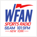"Fresh update on ""cam newton"" discussed on WFAN Sports Radio_FM Show"