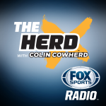 "Fresh update on ""jared goff"" discussed on The Herd with Colin Cowherd"