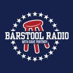 "Fresh update on ""brad pitt"" discussed on Barstool Radio with Dave Portnoy"