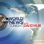 President, Trump And Macron discussed on World News Tonight with David Muir