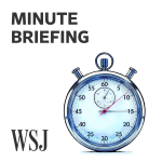 "Fresh update on ""street journal"" discussed on WSJ Minute Briefing"