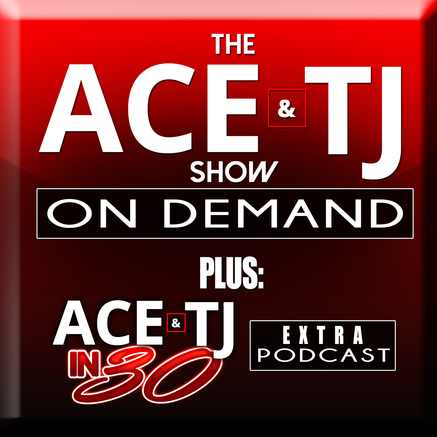 Ace and TJ