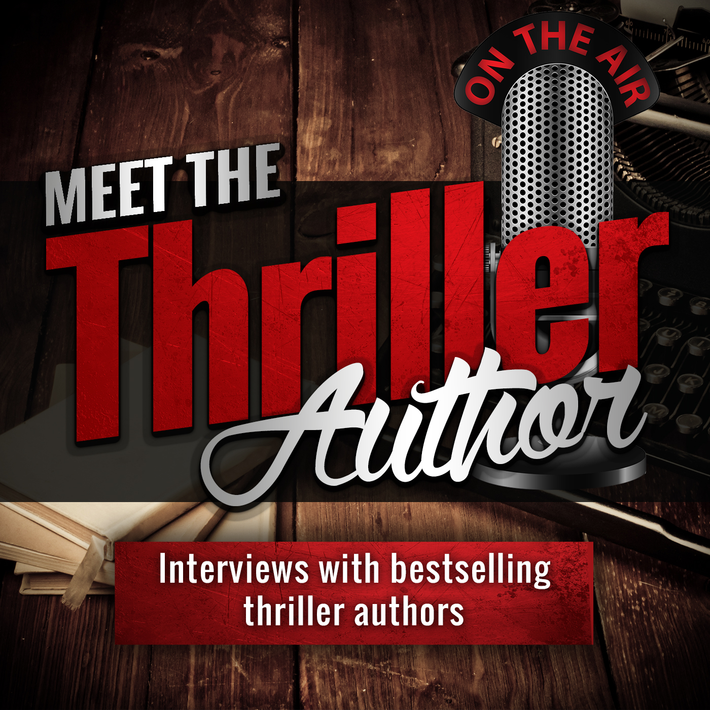 "Fresh update on ""street journal"" discussed on Meet the Thriller Author: Interviews with Writers of Mystery, Thriller, and Suspense Books"