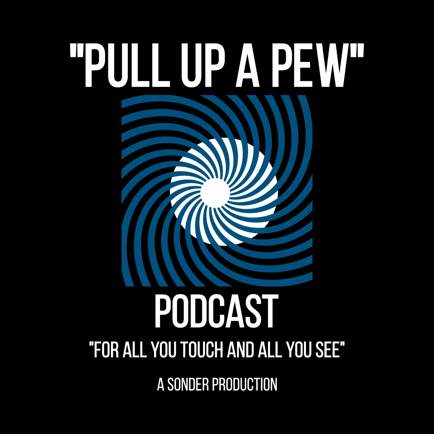 Pull up a pew podcast