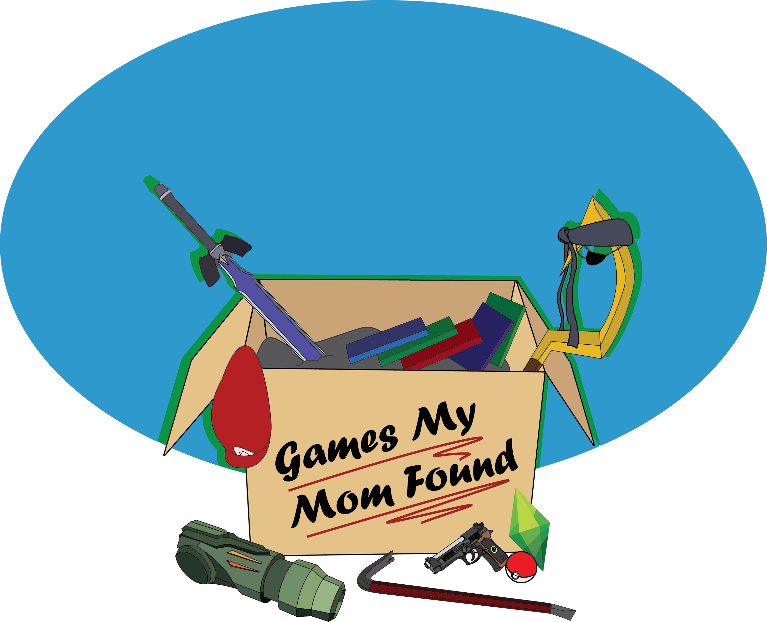 GamesMyMomFound