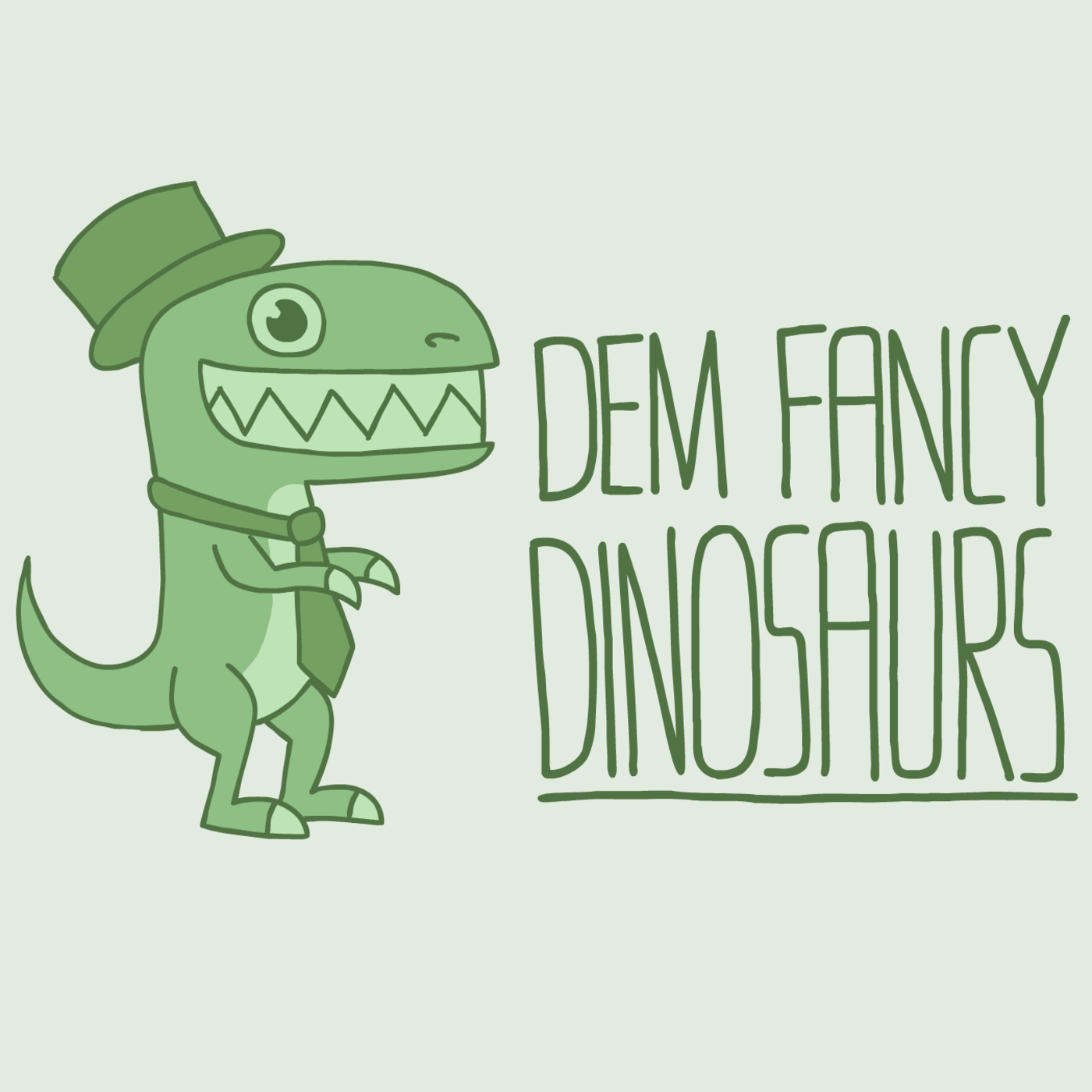 "Fresh update on ""africa"" discussed on Dem Fancy Dinosaurs Podcast"