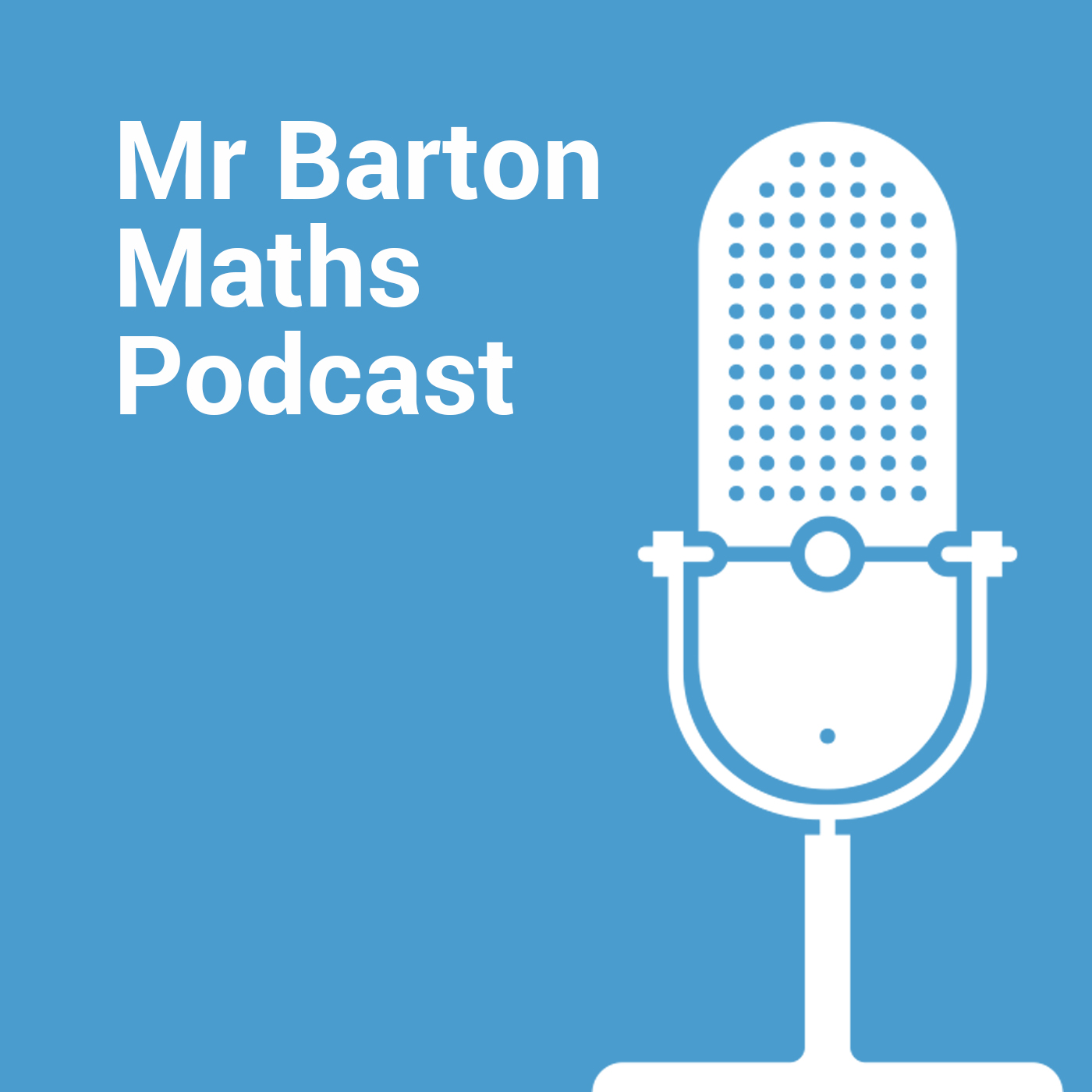 "Fresh update on ""kris"" discussed on Mr Barton Maths Podcast"