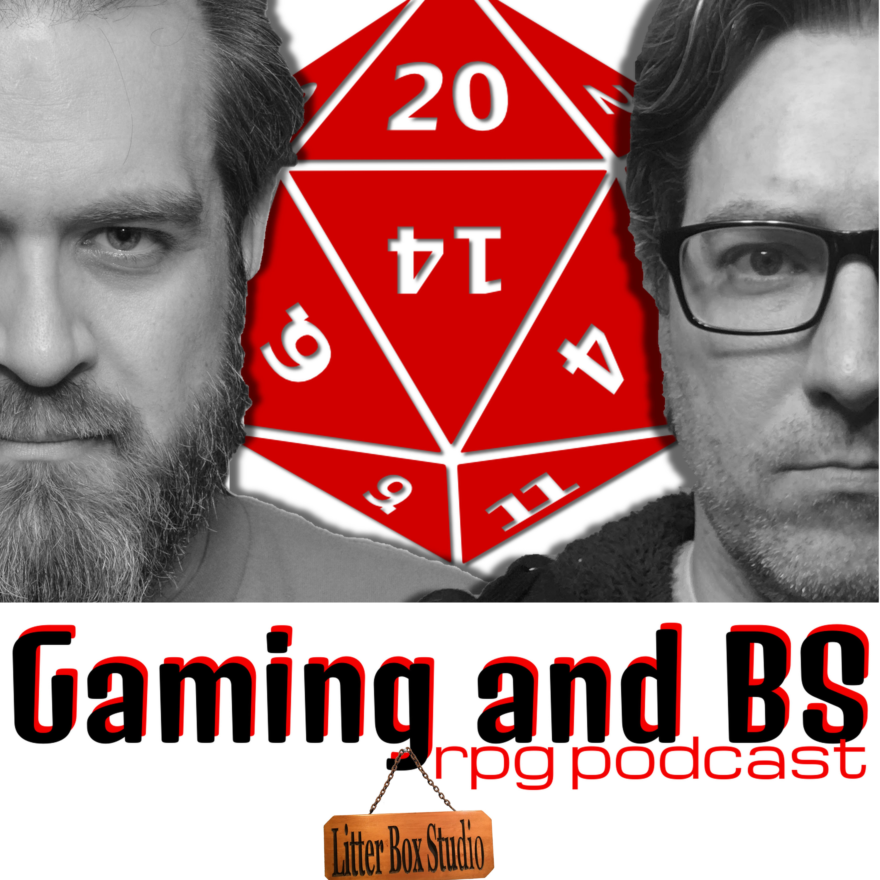 "Fresh update on ""ingram"" discussed on Gaming and BS RPG Podcast"