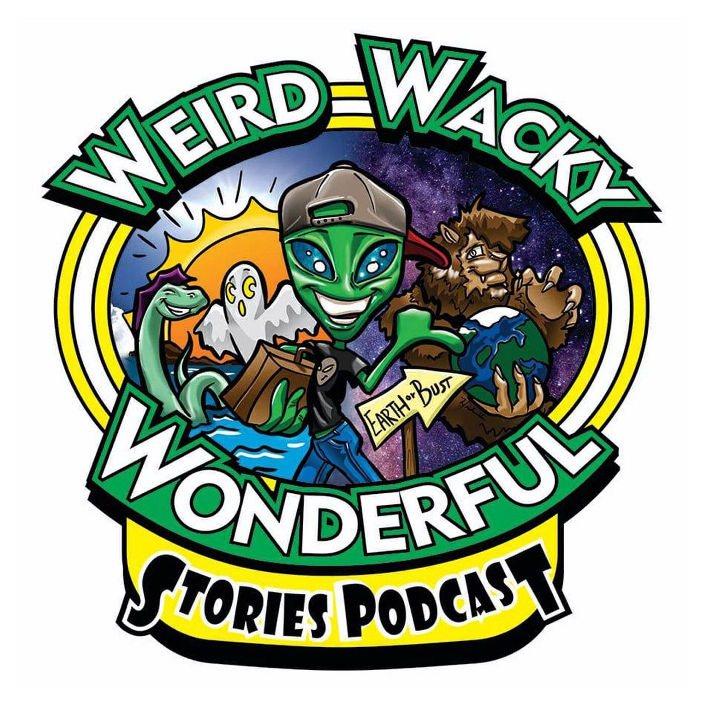 """Fresh update on """"nasa"""" discussed on Weird Wacky Wonderful Stories Podcast"""