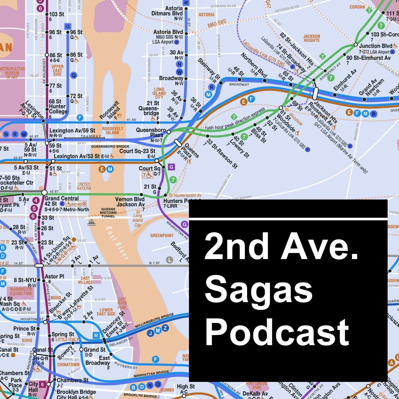 Second Avenue Sagas Podcast