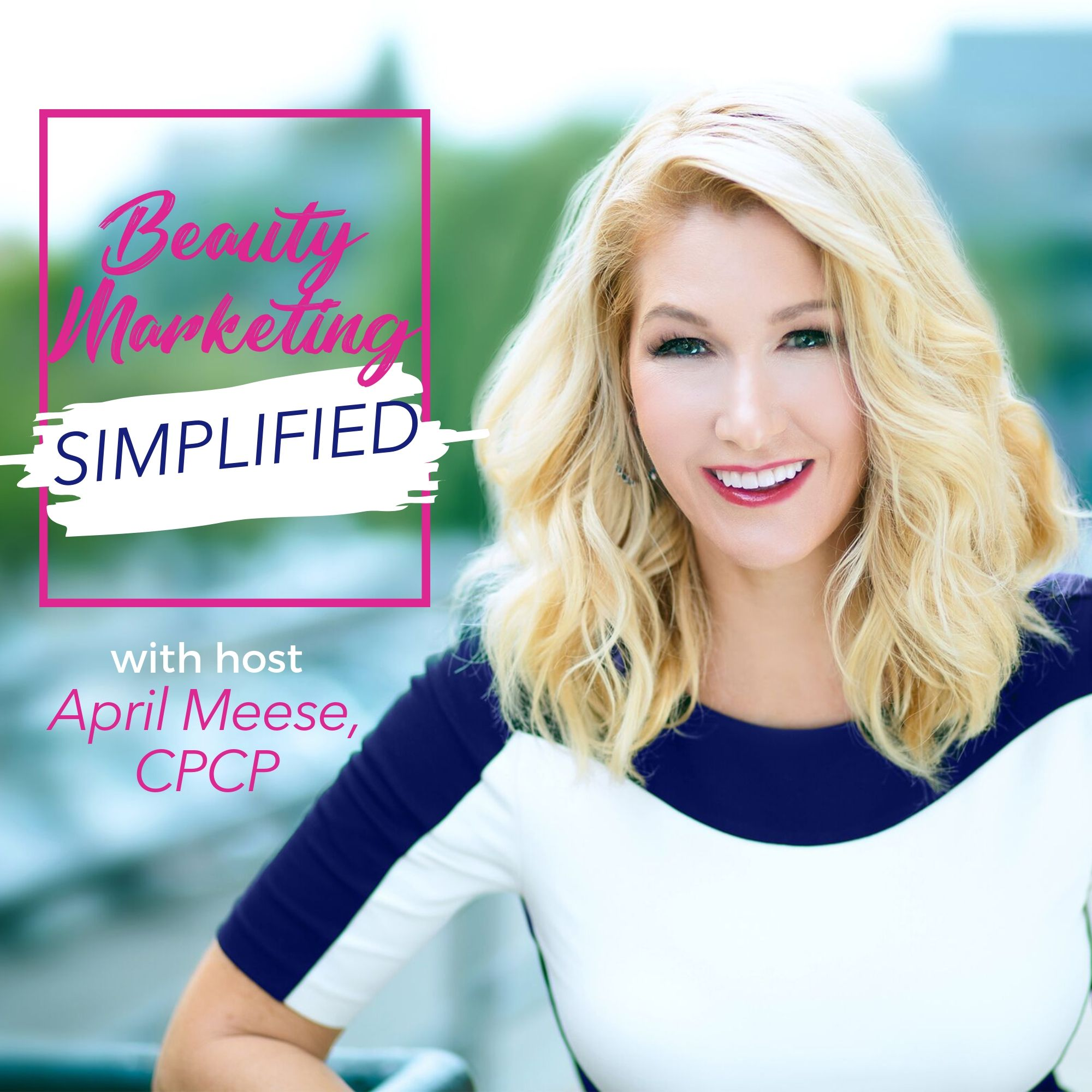 Beauty Marketing Simplified podcast