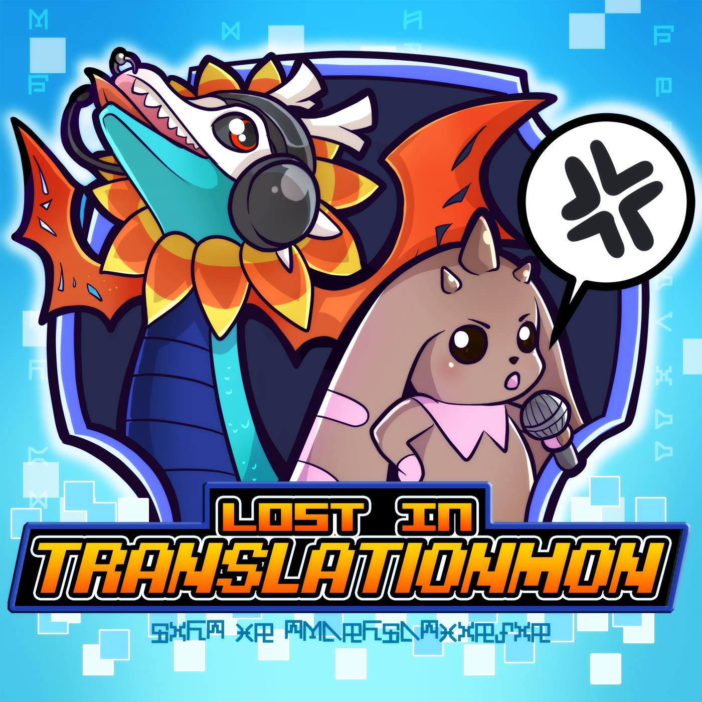 """Fresh update on """"tai"""" discussed on Lost in Translationmon - A Digimon Podcast"""