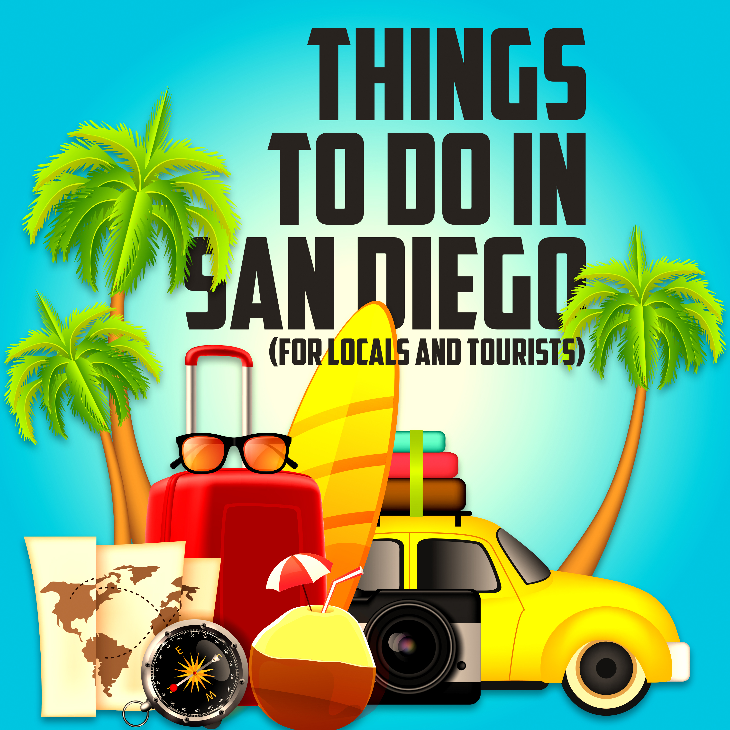 Things To Do In San Diego Podcast