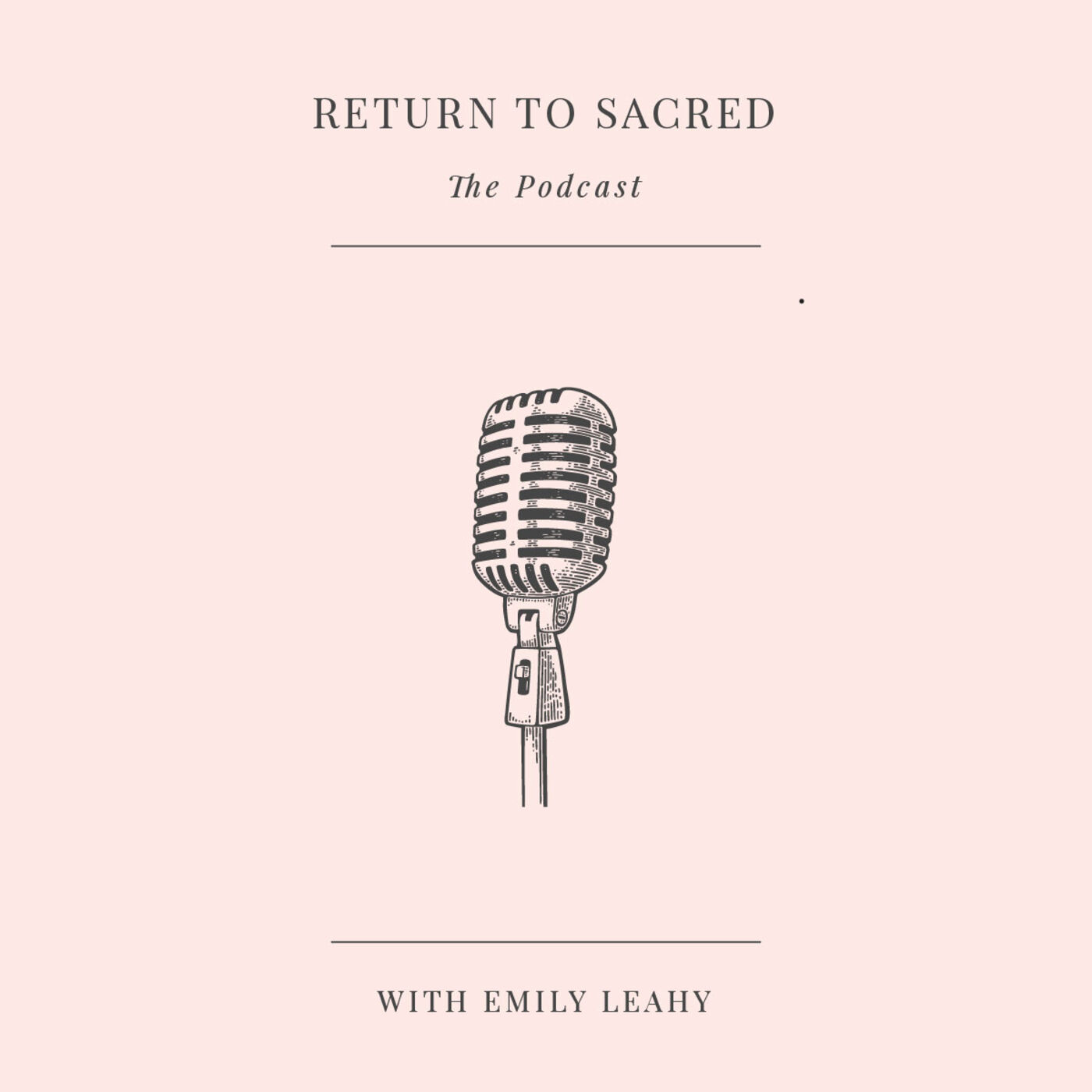 """Fresh update on """"hugh"""" discussed on Return to Sacred: The Podcast"""