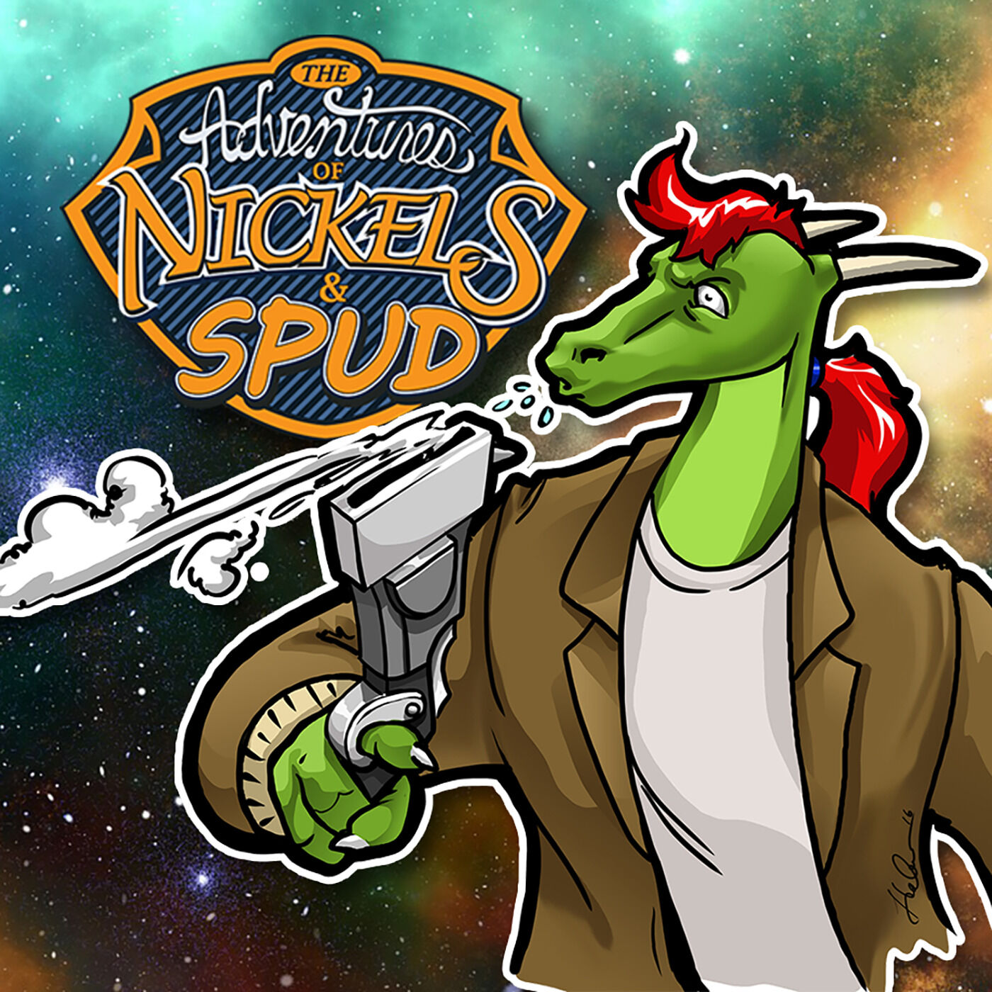 The Adventures Of Nickels And Spud