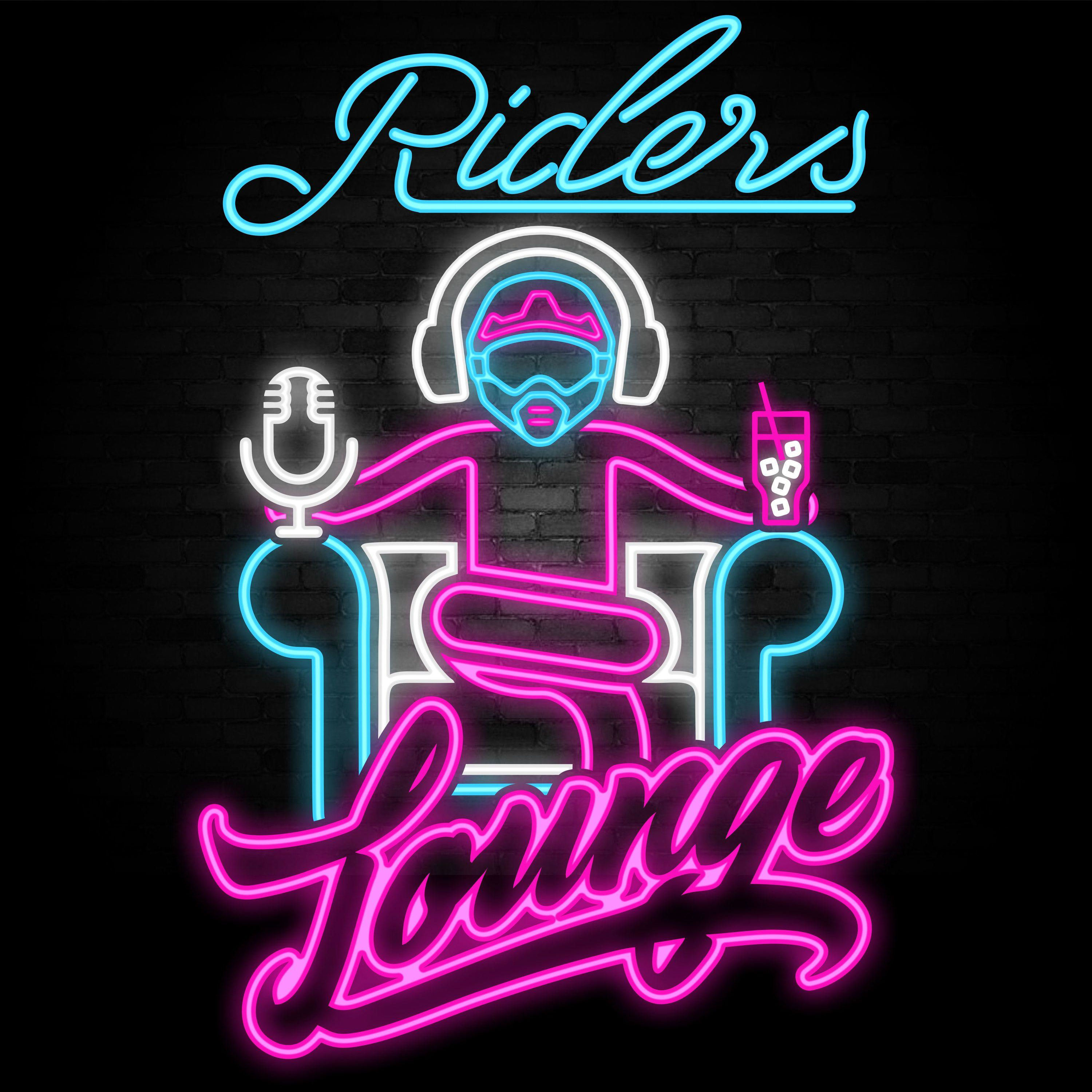 """Fresh update on """"charlotte"""" discussed on Riders Lounge Podcast"""