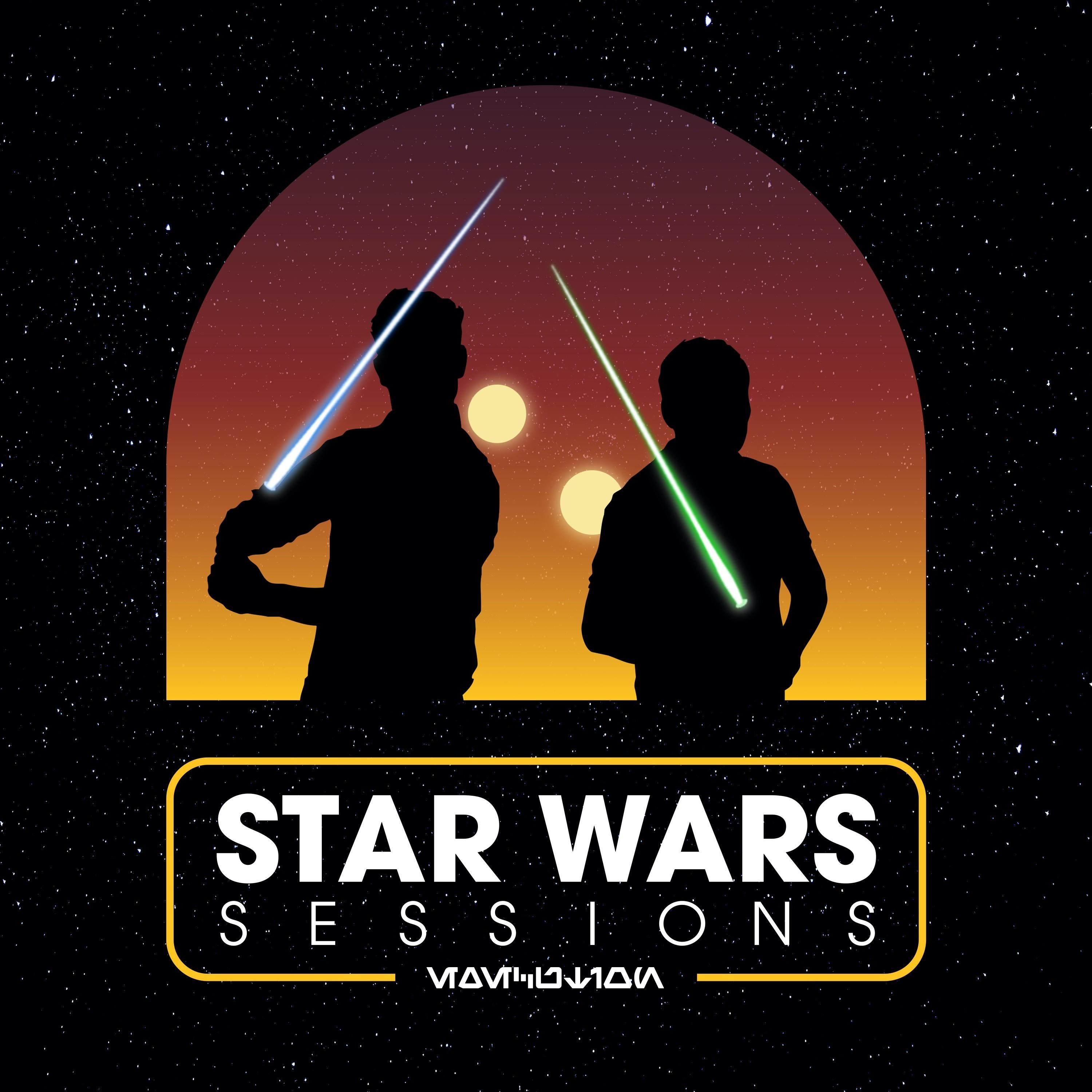 """Fresh """"George Lucas"""" from Star Wars Sessions"""