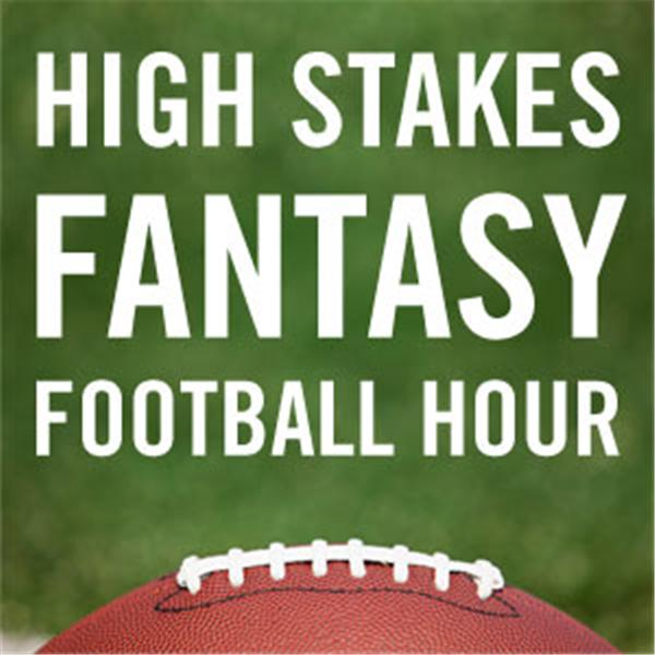 "Fresh update on ""babe ruth"" discussed on The High Stakes Fantasy Football Hour"