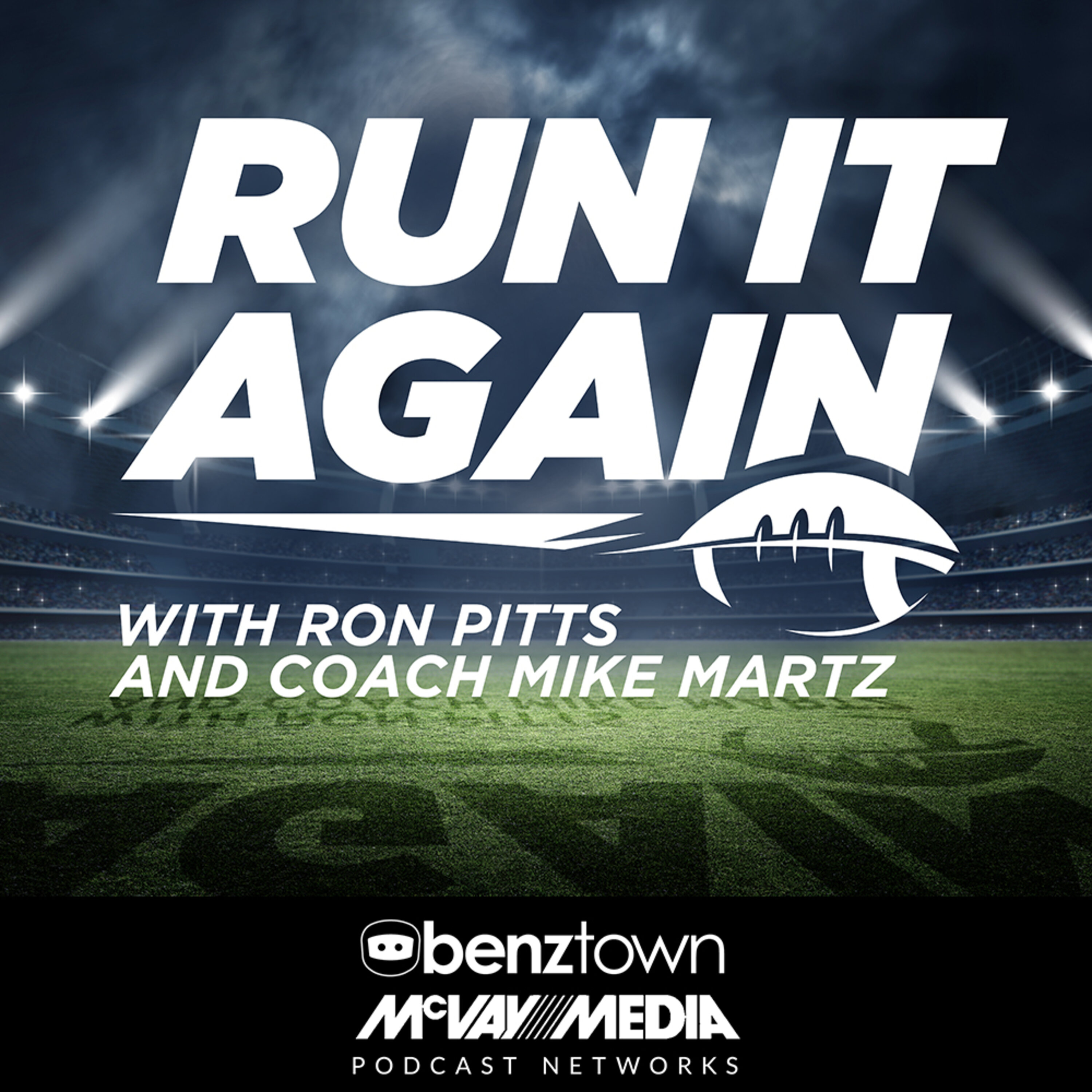 "Fresh update on ""football league"" discussed on Run It Again"