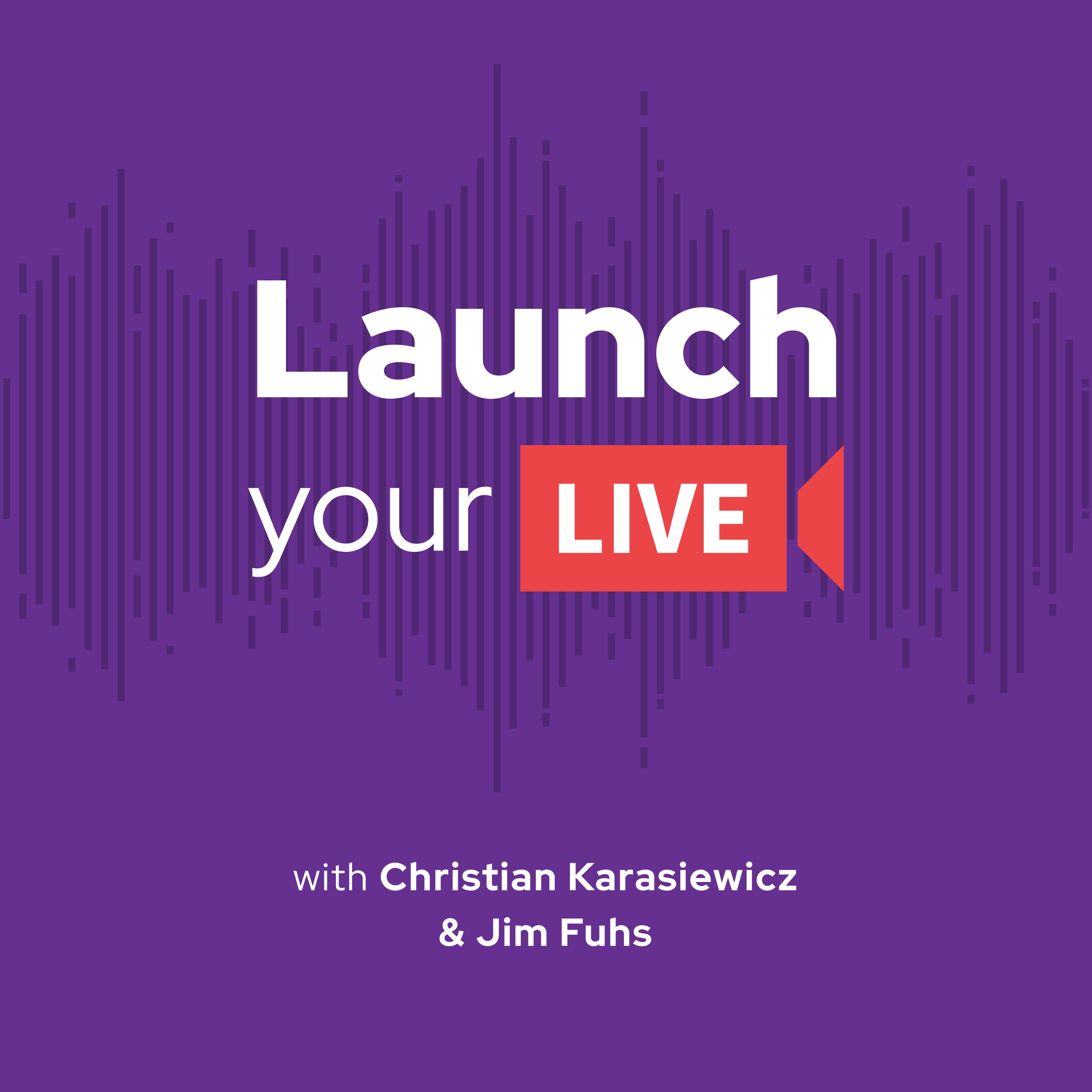 How to Amplify Your Brand When Live Streaming with Joie Gharrity