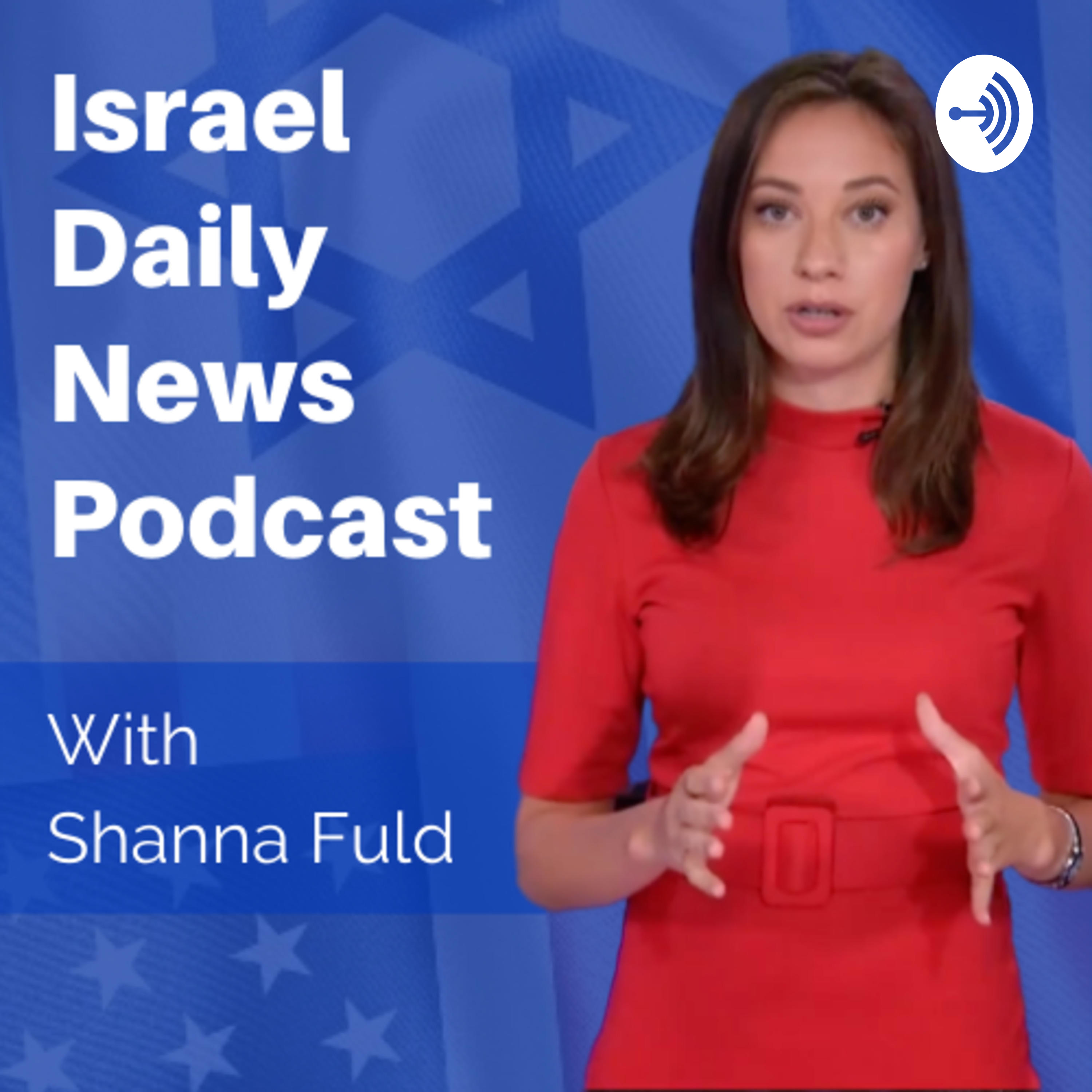 "Fresh update on ""tel aviv"" discussed on Israel Daily News Podcast"