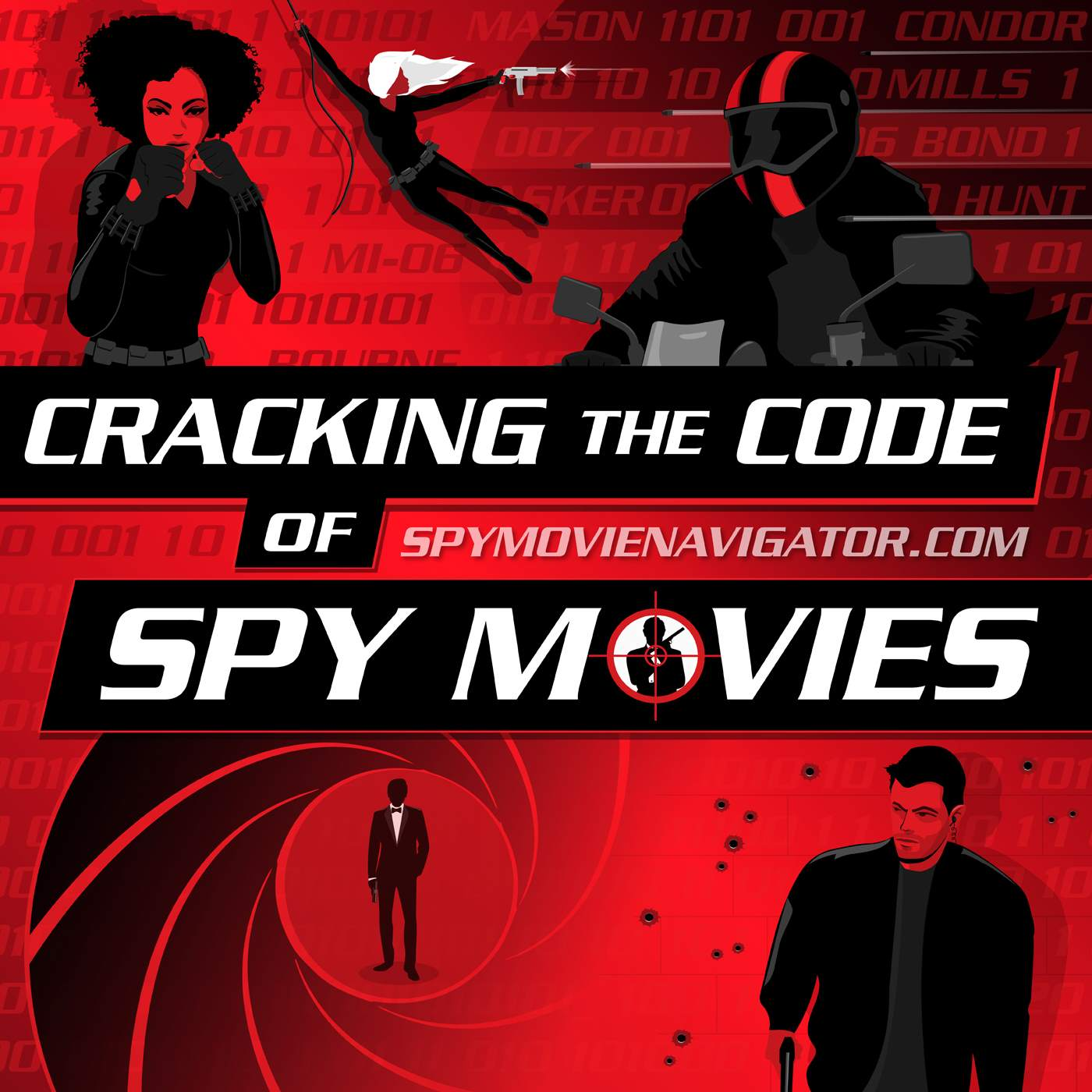 Cracking the Code of Spy Movies!