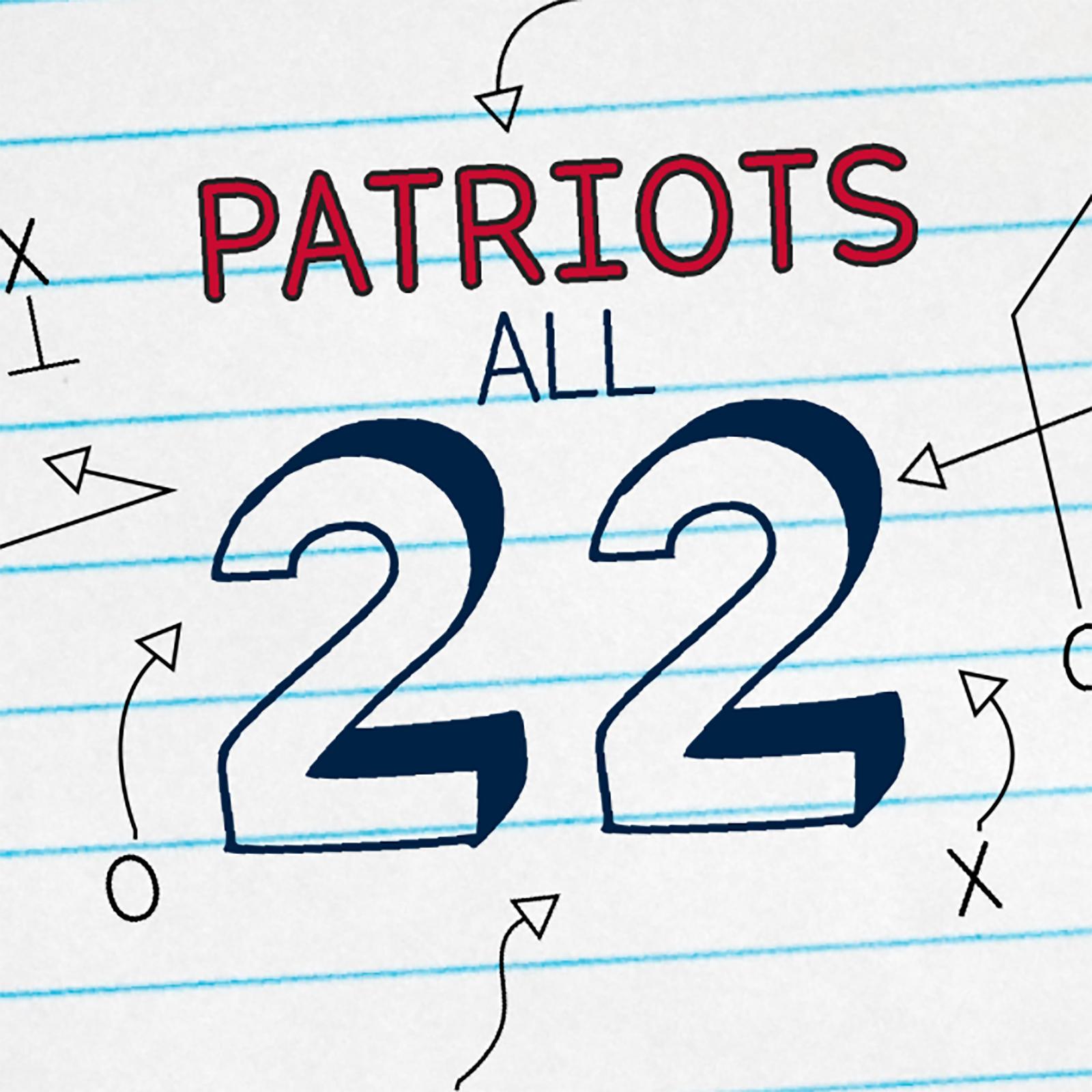Patriots All 22