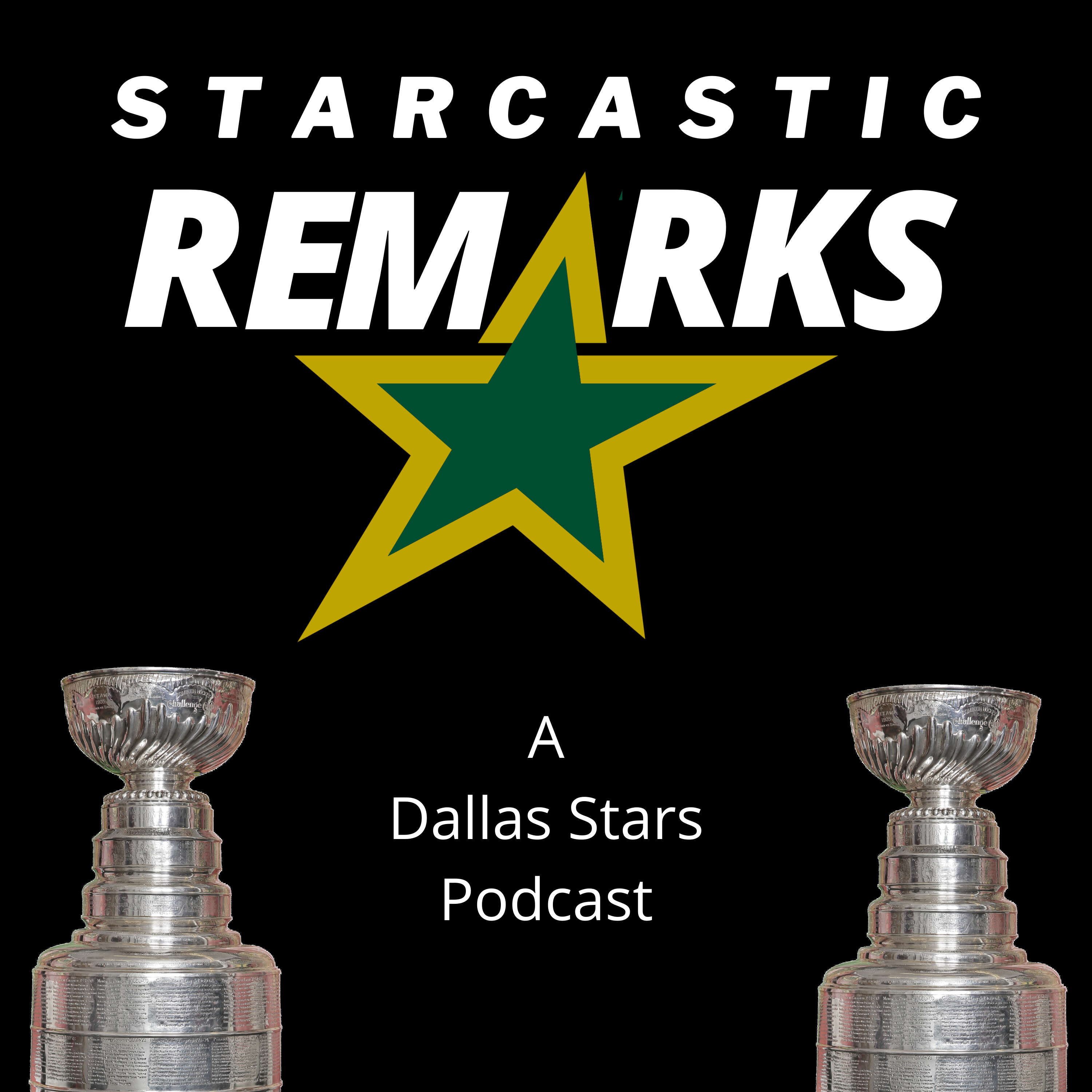 """Fresh update on """"robertson"""" discussed on Starcastic Remarks-The Only Dallas Stars Fan-Led Podcast"""