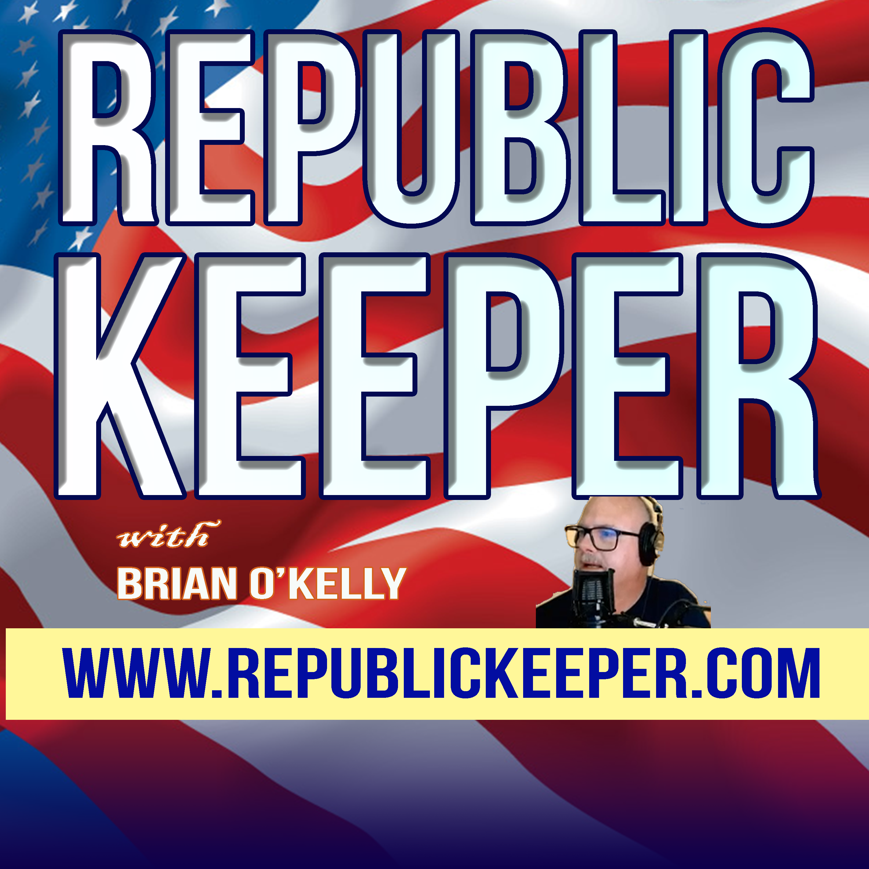 "Fresh update on ""islamic republic"" discussed on Republic Keeper - with Brian O'Kelly"
