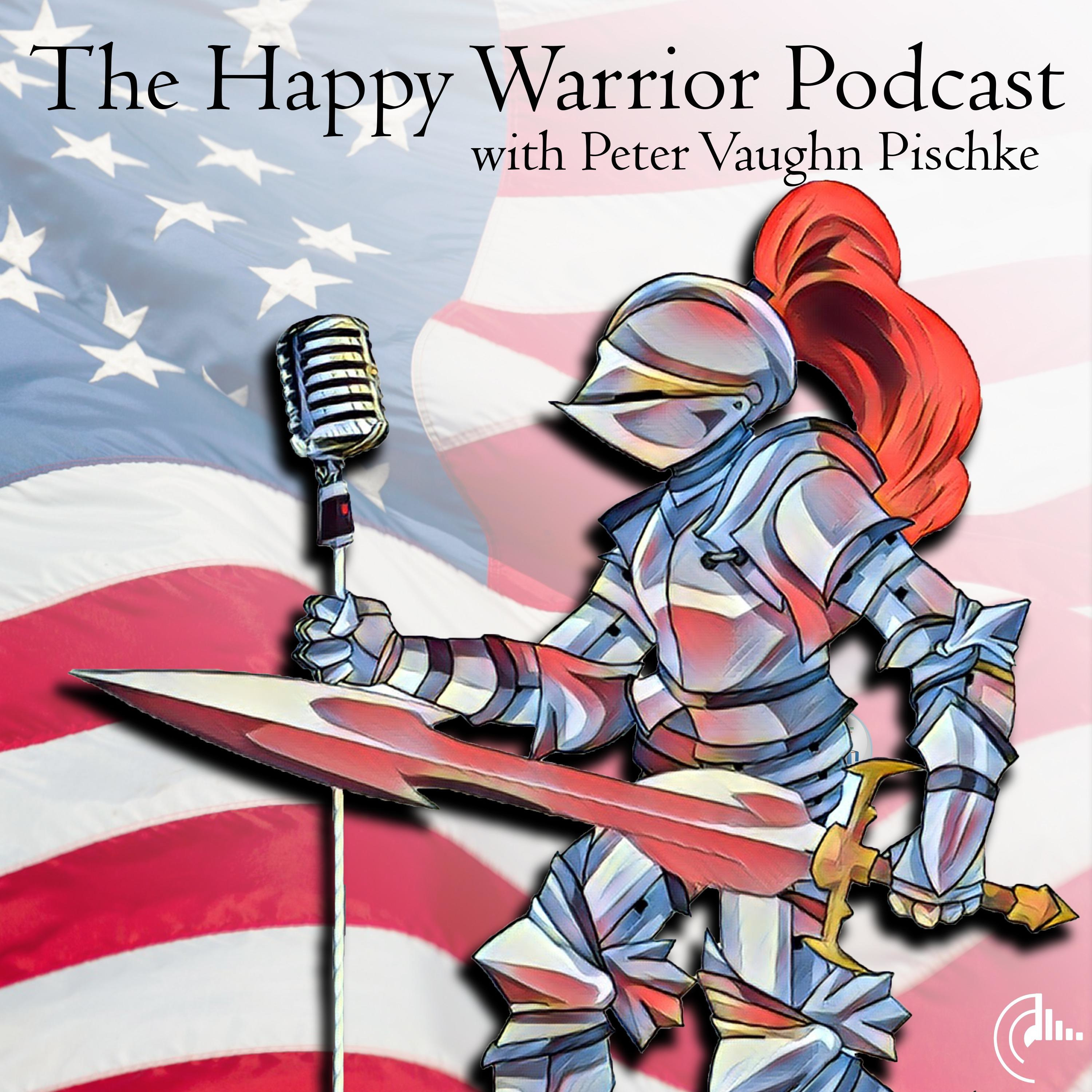 """Fresh update on """"president trump"""" discussed on The Happy Warrior Podcast"""
