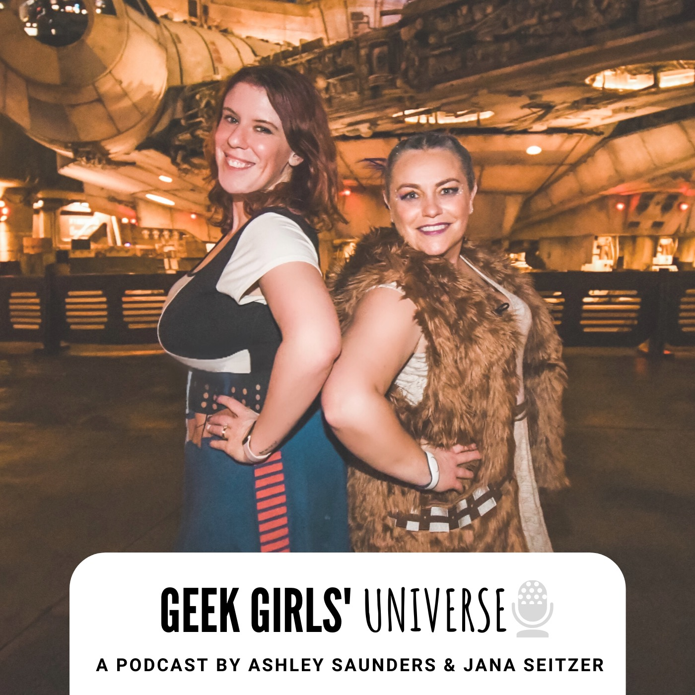 Geek Girls Universe Podcast