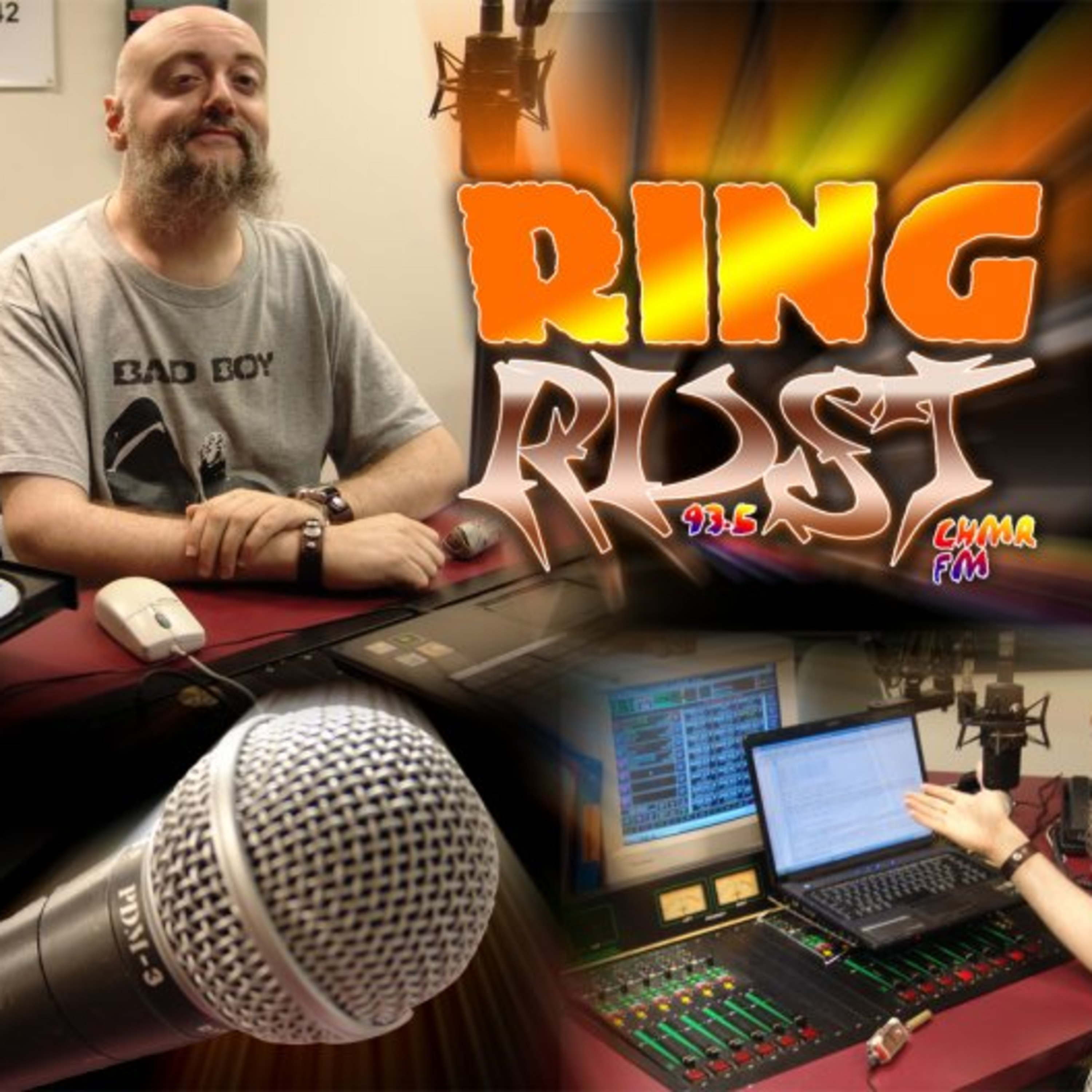 "Fresh update on ""wrestling"" discussed on Wrestling With FanBoy Mark Jabroni's Ring Rust"