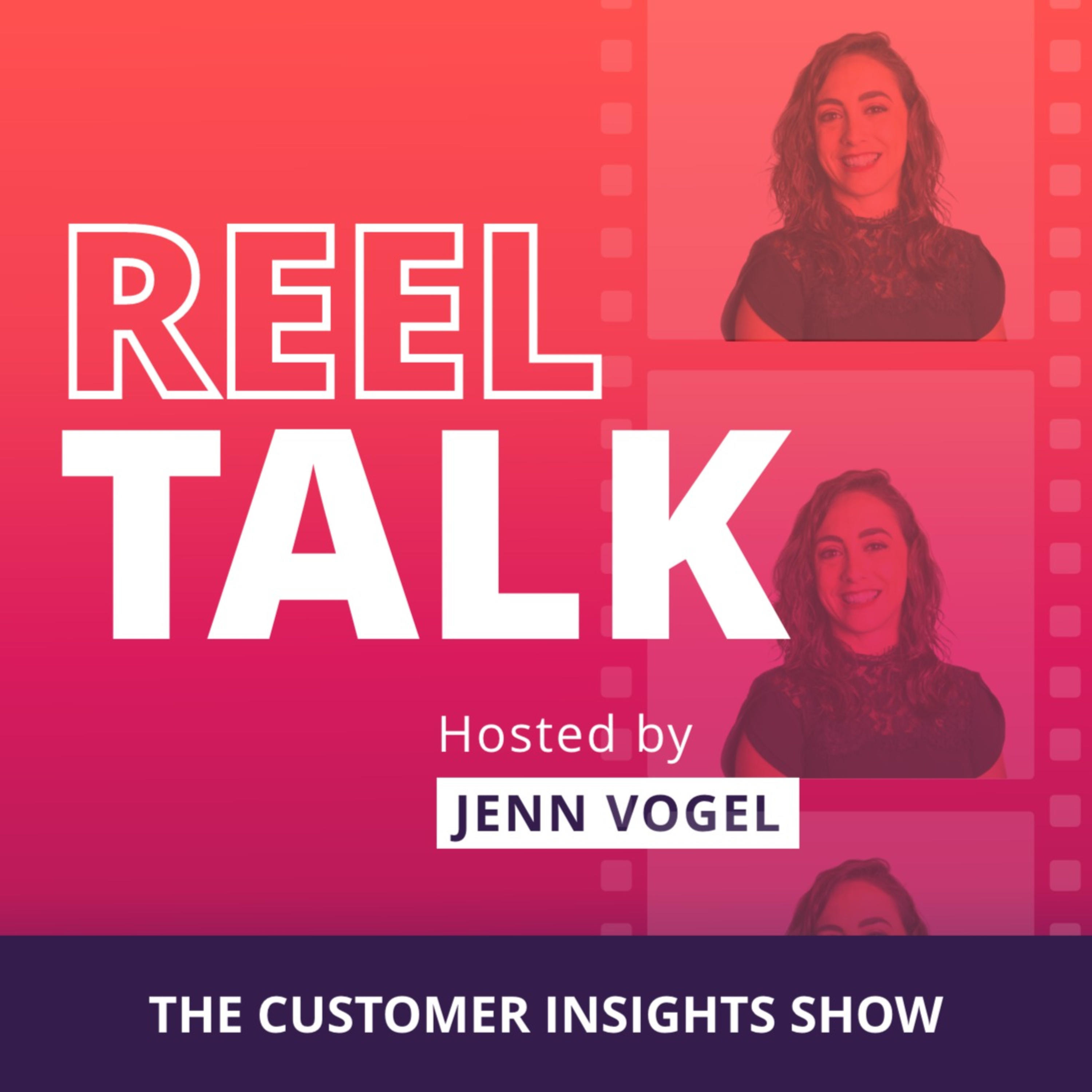 """Fresh update on """"creek"""" discussed on Reel Talk: The Customer Insights Show"""