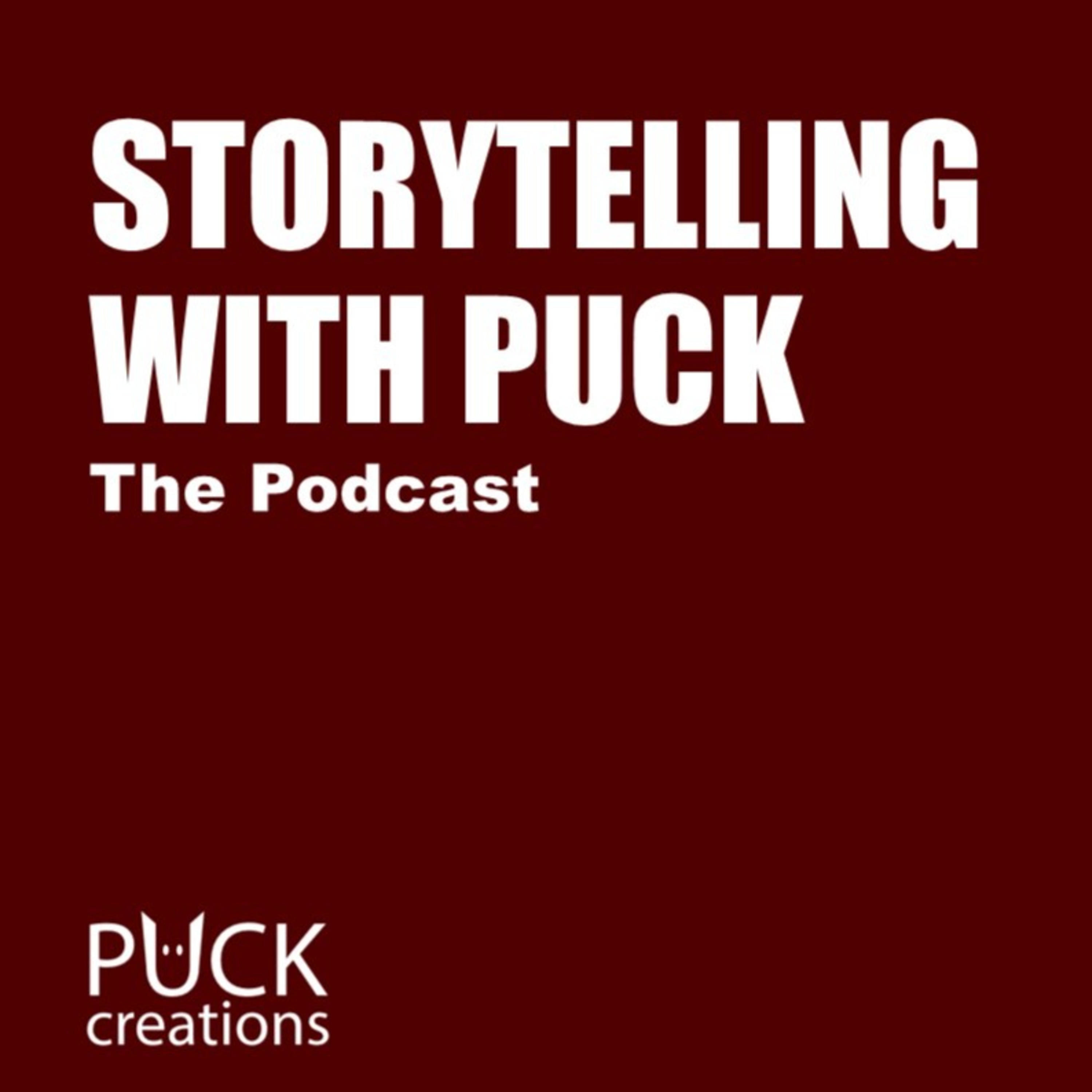 Storytelling with Puck