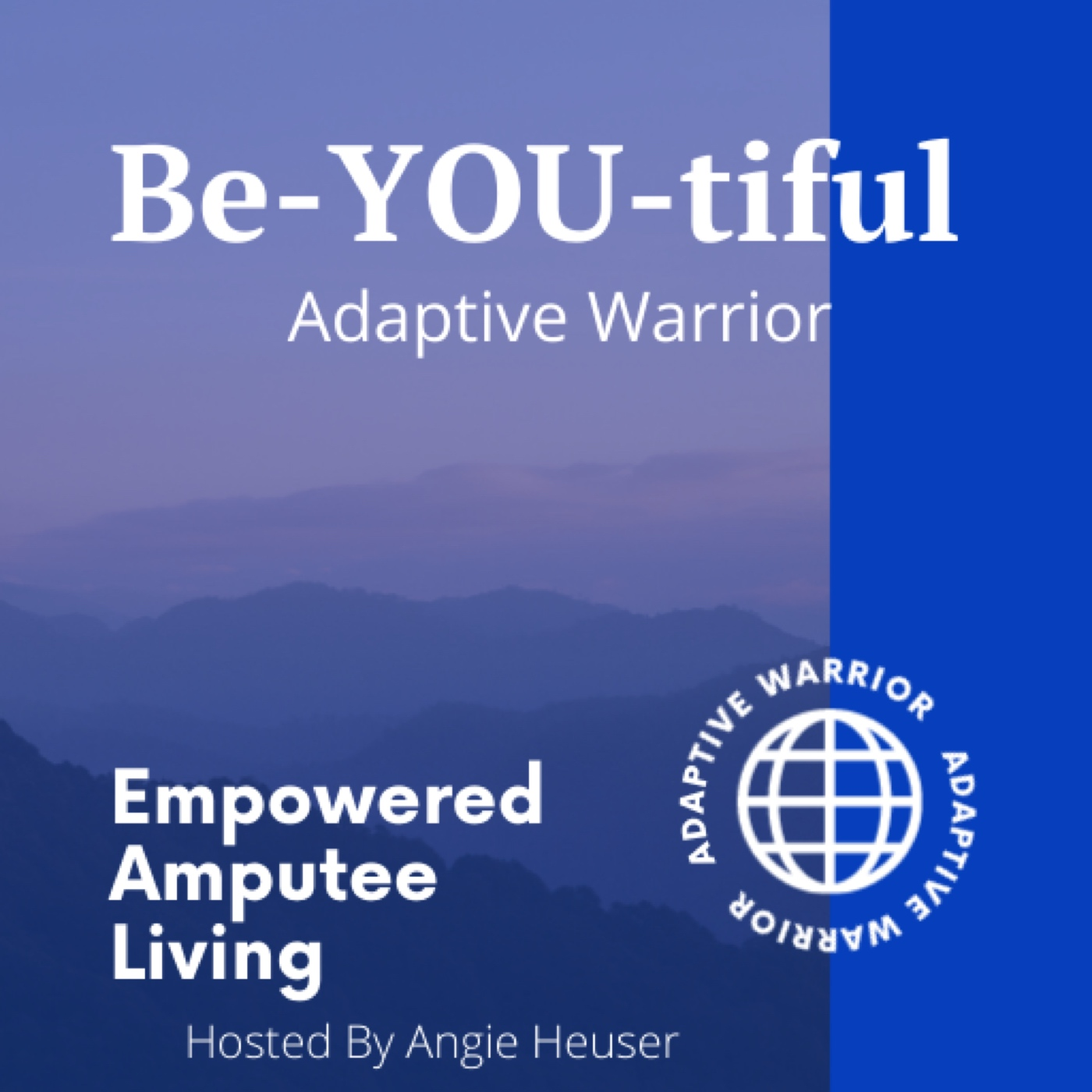 """Fresh update on """"one three years"""" discussed on Be-YOU-tiful Adaptive Warrior"""