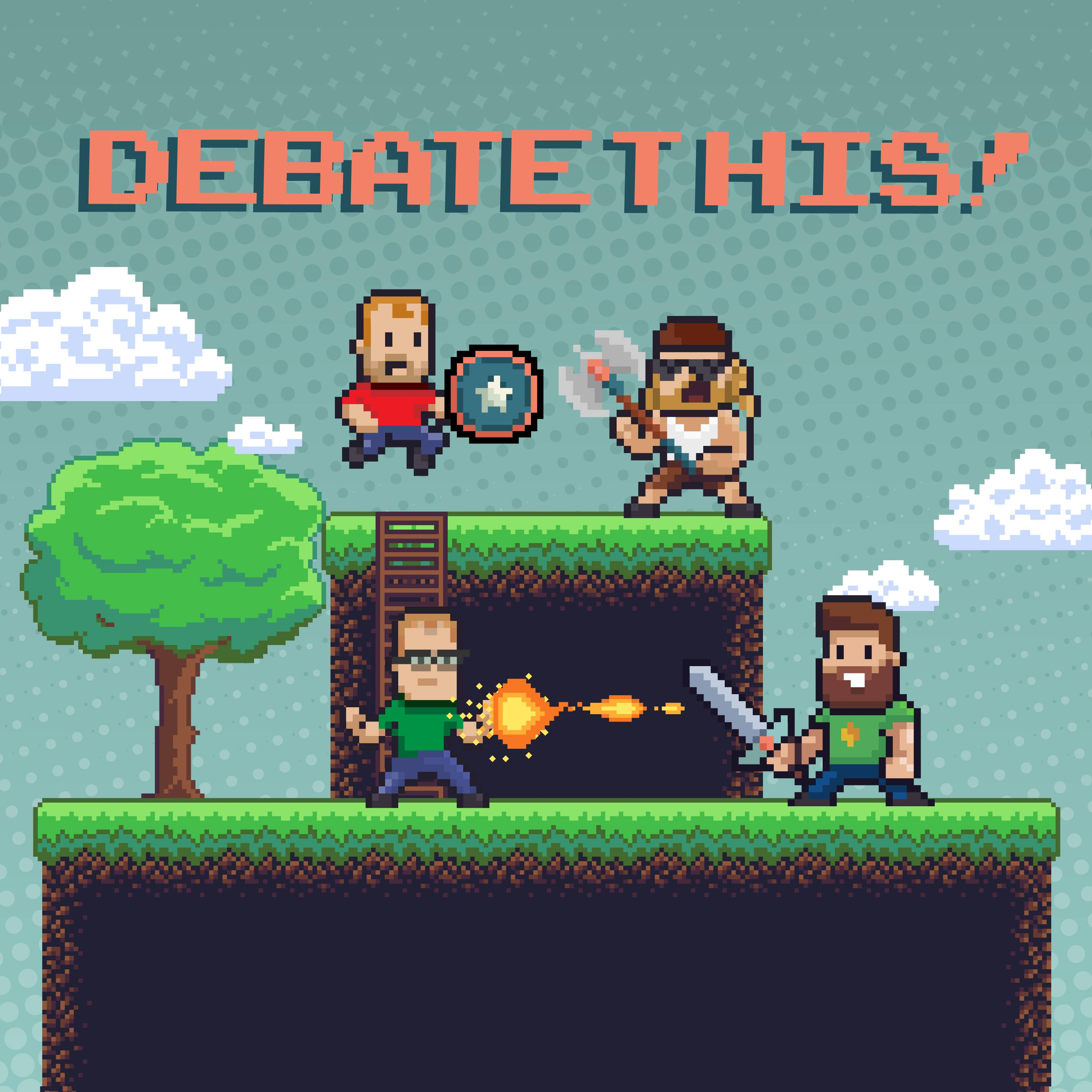 """Fresh update on """"todd"""" discussed on Debate This!"""