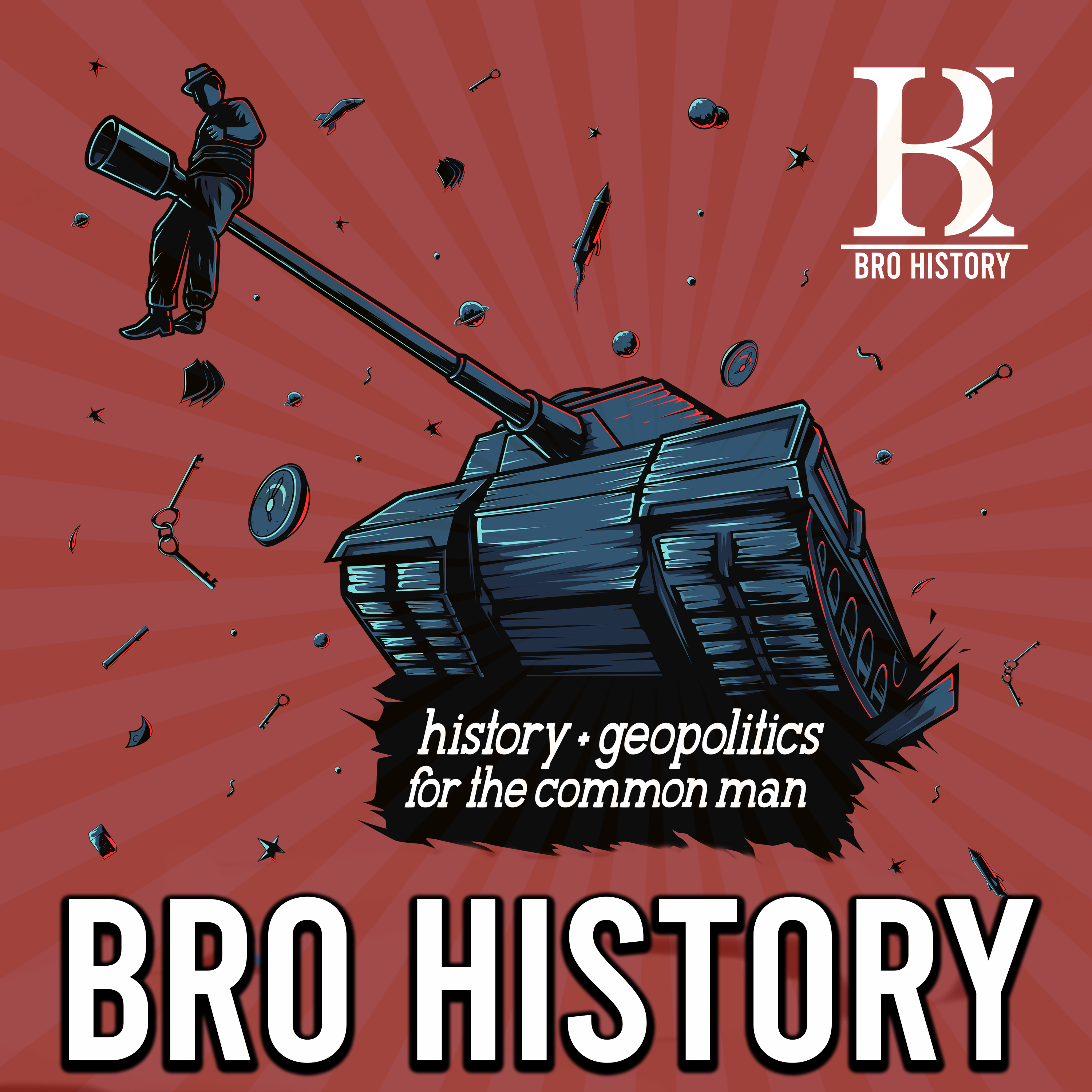 """Fresh update on """"world war"""" discussed on Bro History"""